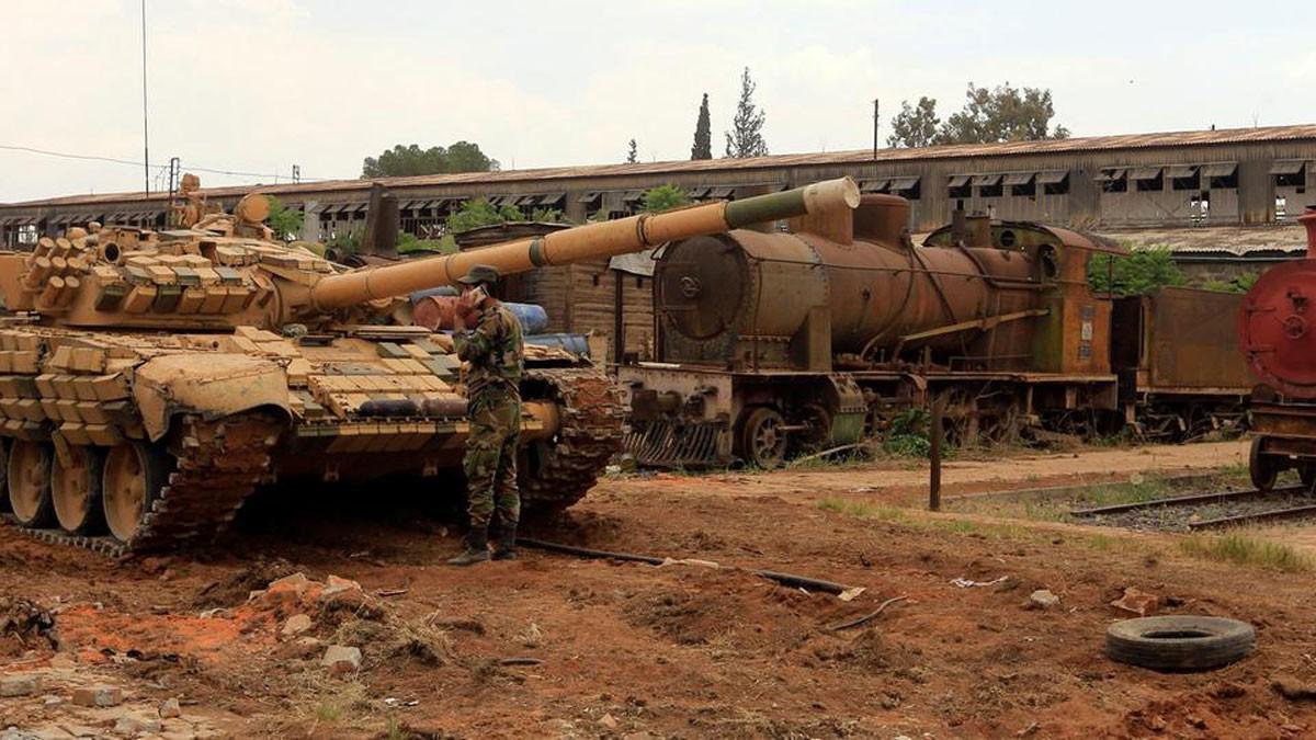 هجوم للنظام في ريف حماة.. ومقتل 22 عنصراً من المعارضة