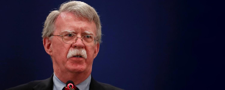 بولتون يتحدث عن عقوبات جديدة على إيران وصرامة بالتطبيق