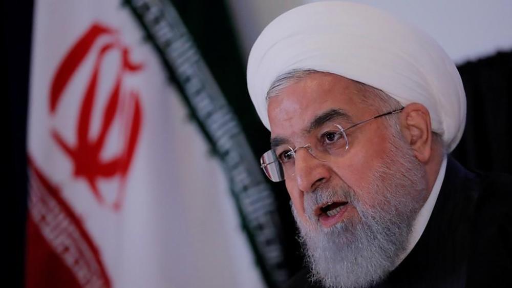 روحاني يكابر: العقوبات الأميركية لا تؤثر على اقتصادنا