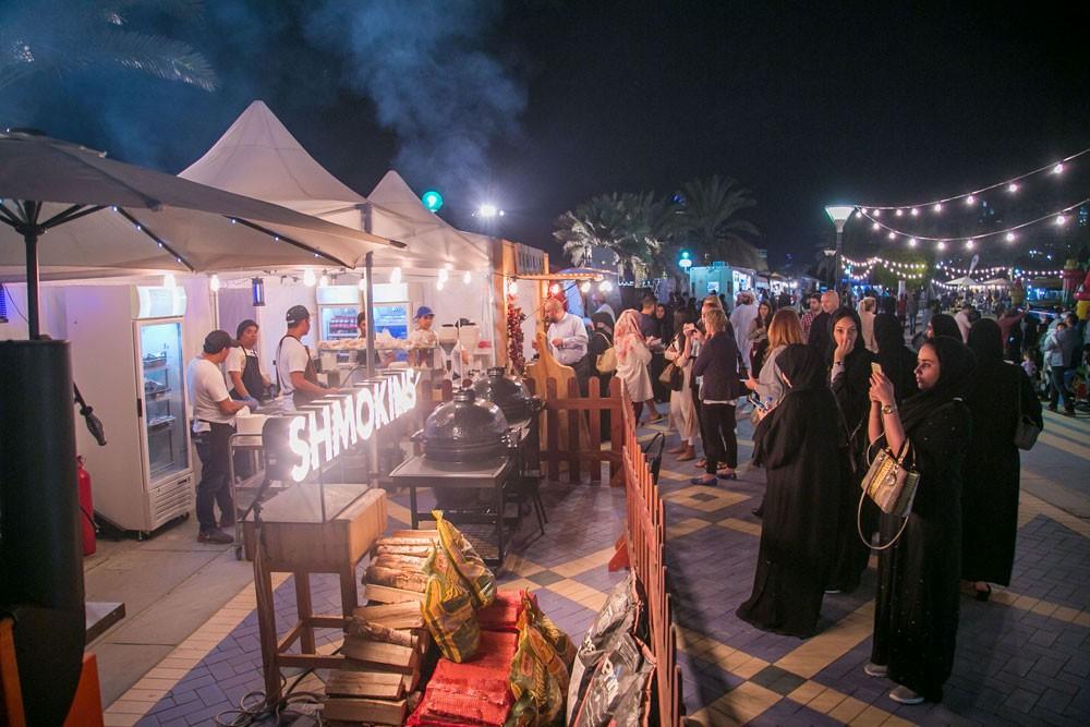 مهرجان أبوظبي للمأكولات يعود للعاصمة