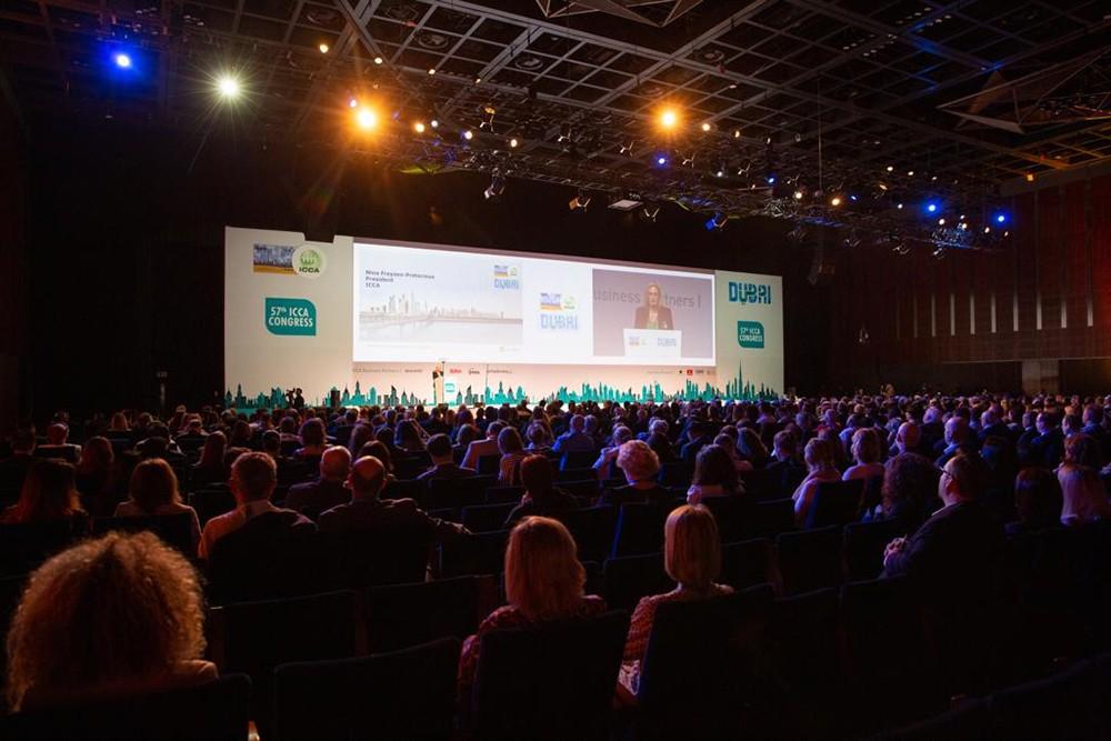 """""""البحرين للسياحة"""" تشارك في الدورة ال57 للجمعية الدولية للمؤتمرات والاجتماعات"""