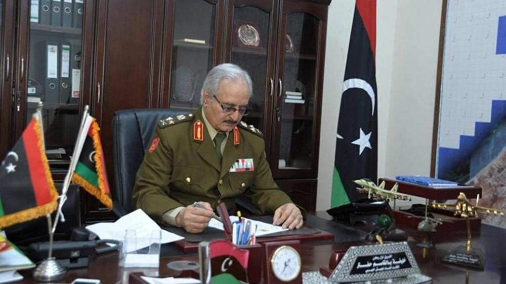 """ملف ليبيا على طاولة """"باليرمو"""".. وحفتر الغائب الأكبر"""