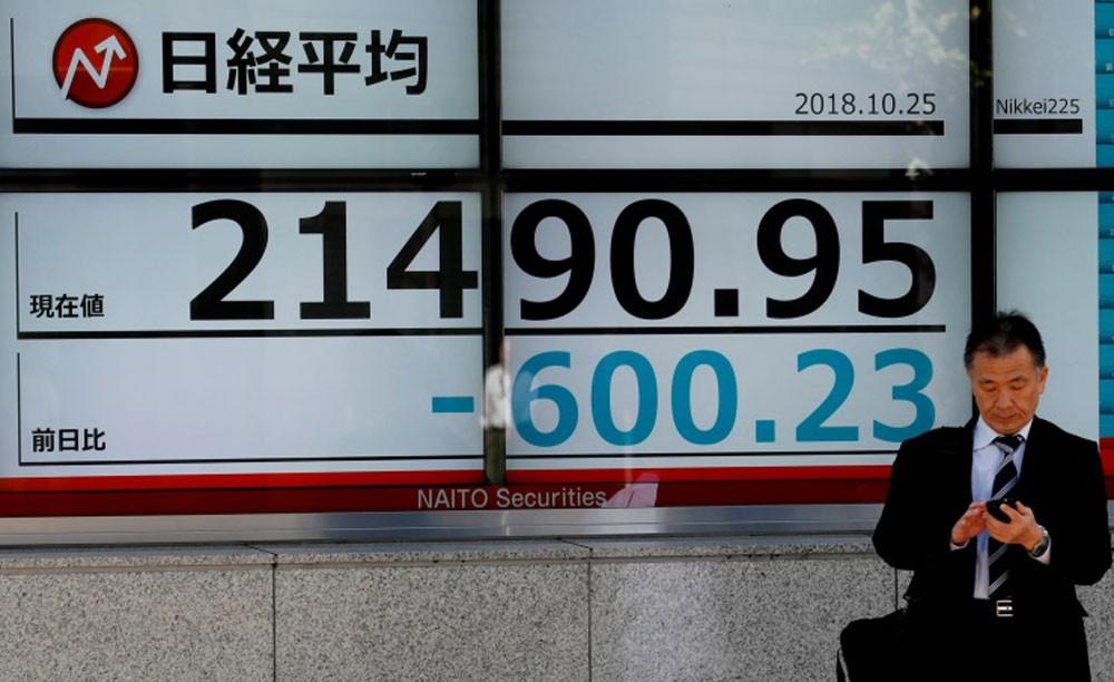 ارتفاع مؤشر نيكي 98ر33 نقطة في بورصة طوكيو