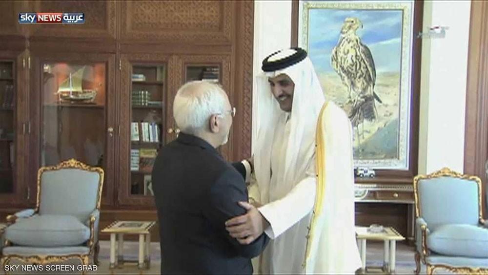 """ارتدادات قوية لتسونامي """"عقوبات طهران"""" على قطر"""