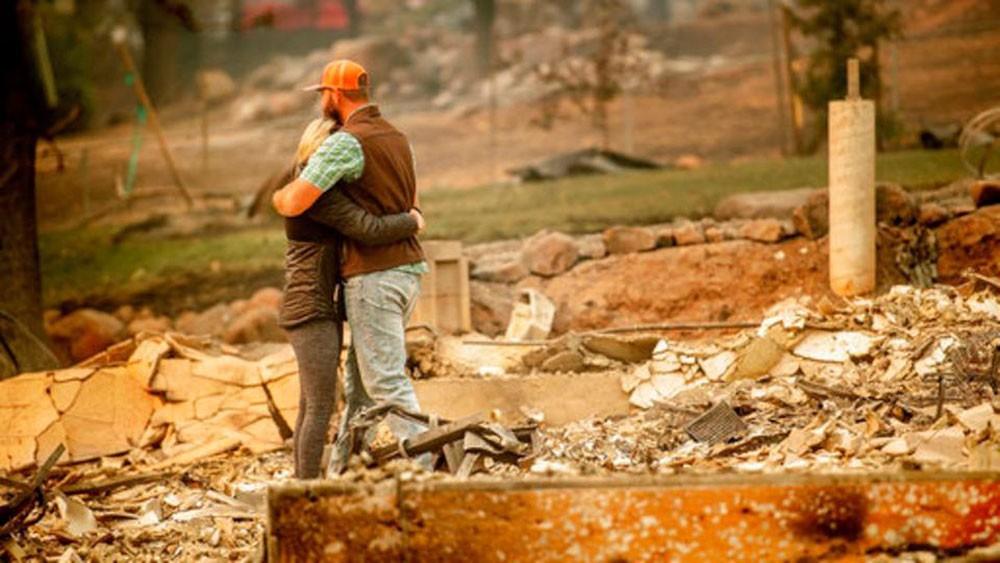 حريق كاليفورنيا الأكثر دموية في تاريخها.. مقتل 42 شخصاً