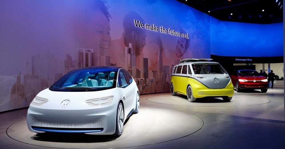 شركة Volkswagen تطور سيارة كهربائية تكلف 23 آلف دولار أمريكي