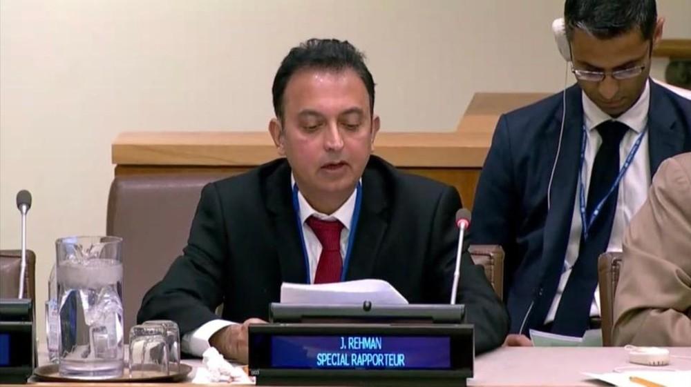 مشروع قرار أممي لإدانة انتهاكات إيران لحقوق الإنسان