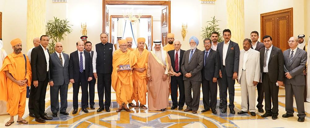 سمو رئيس الوزراء: البحرين محطة مضيئة في حوار الحضارات والثقافات والأديان