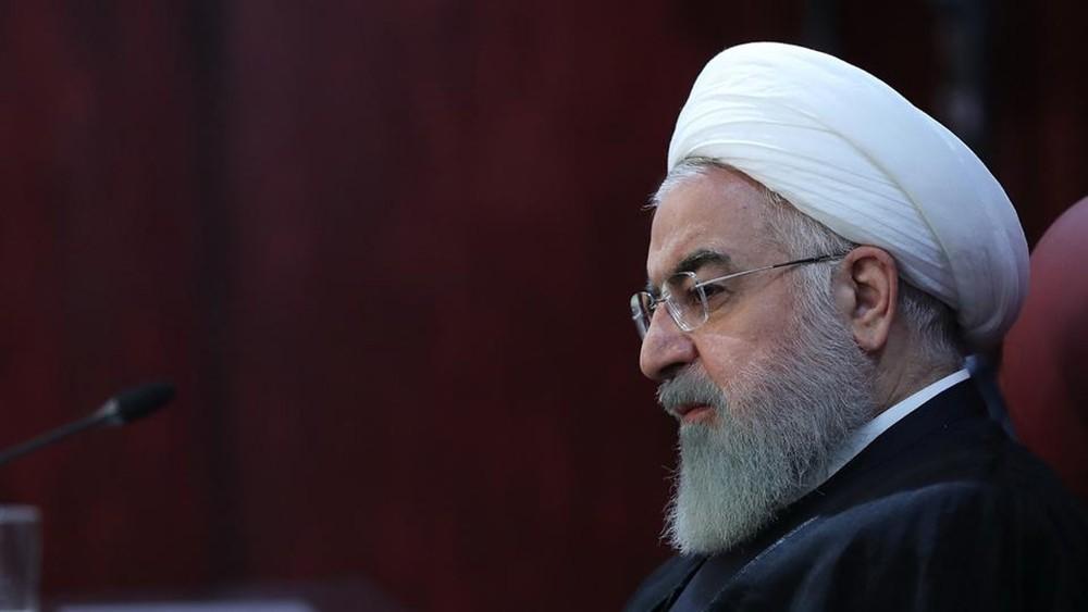 روحاني: أميركا اختارت الطريق الخاطئ بإعادة فرض العقوبات