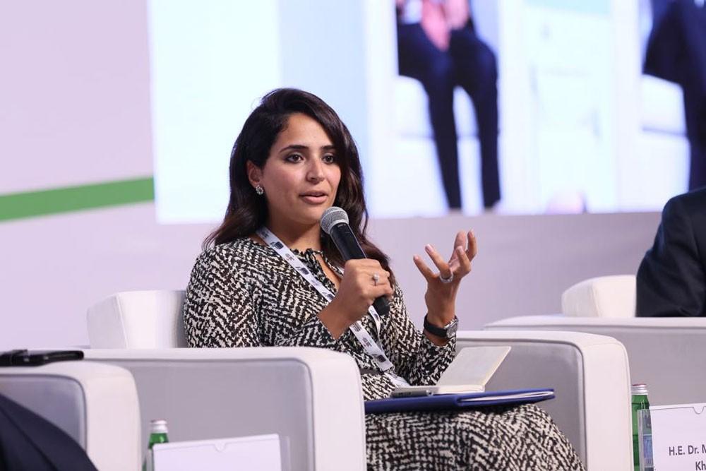 مديرة المعهد الدبلوماسي تشارك في مؤتمر أبوظبي للدبلوماسية