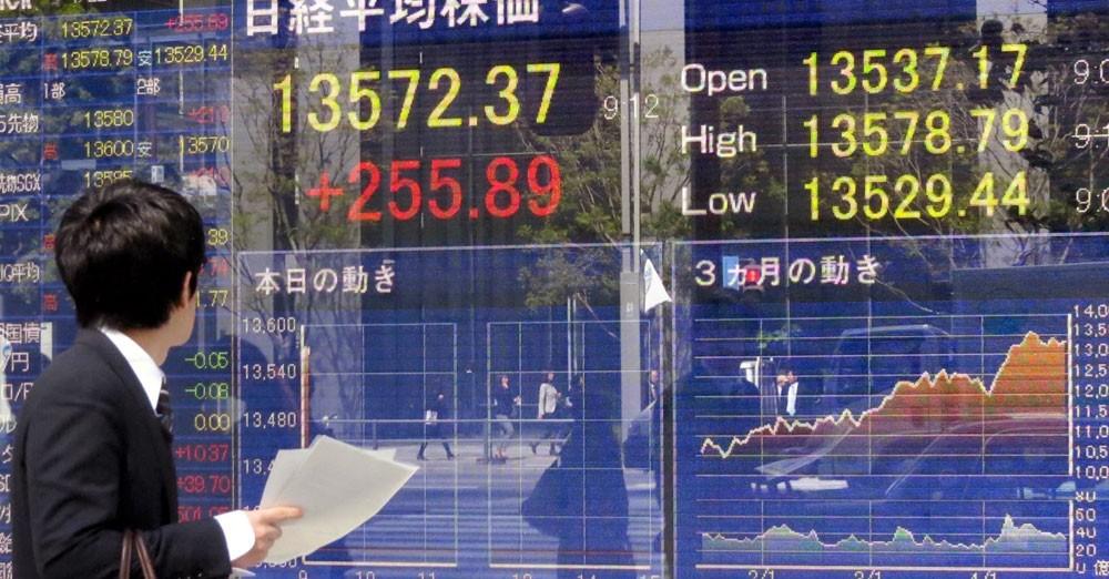 تراجع مؤشر نيكي 0.81 % في تعاملات بورصة طوكيو