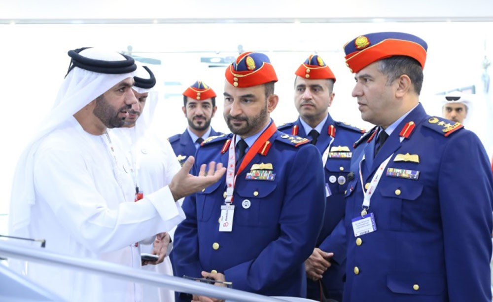 الشركات الإماراتية تعرض طيفا واسعا من المنتجات والخدمات