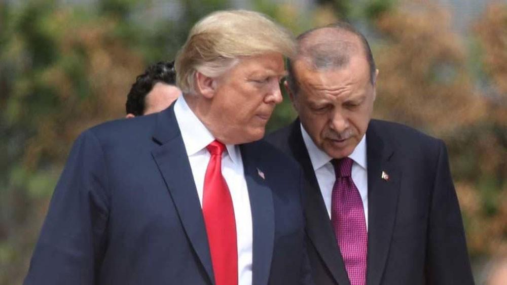 الولايات المتحدة تدرس تسليم خصم أردوغان