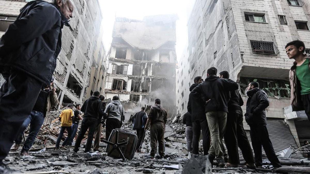 تخوف من يوم دام في غزة.. وإسرائيل تهدد الفلسطينيين