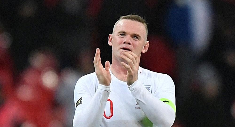 روني يودع إنجلترا في الفوز على أمريكا