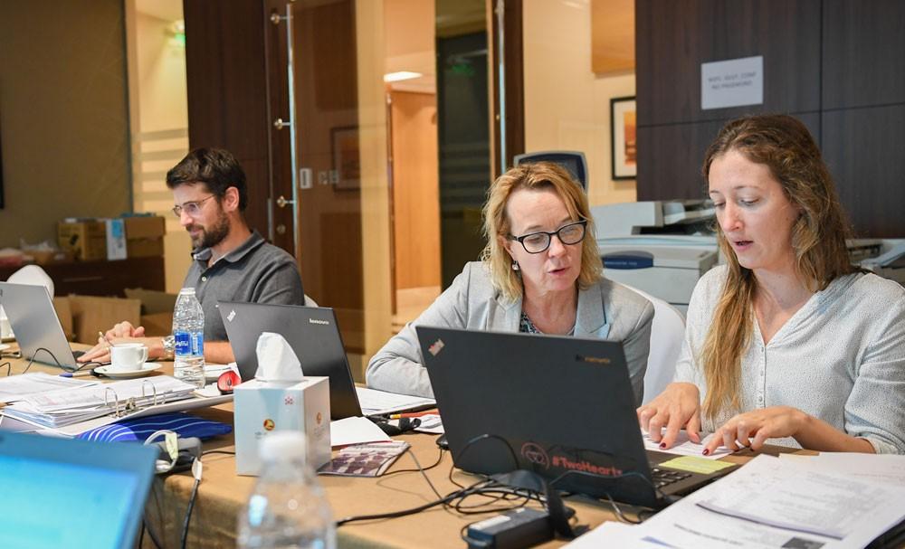 انطلاق اجتماعات المكتب التنفيذي للاتحاد الدولي للفروسية