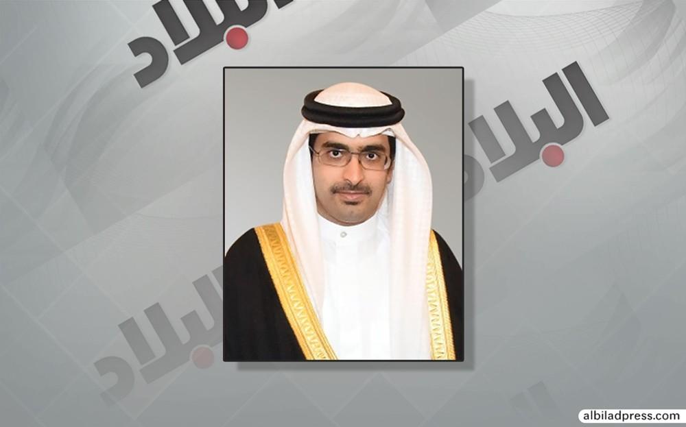 سمو محافظ الجنوبية يشيد بالنجاح الكبير الذي حققه معرض البحرين الدولي للطيران