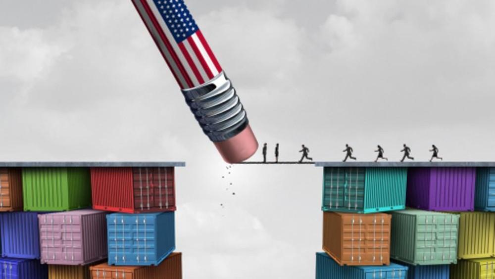 4 دول تحذر من مخاطر كبرى للحمائية التجارية