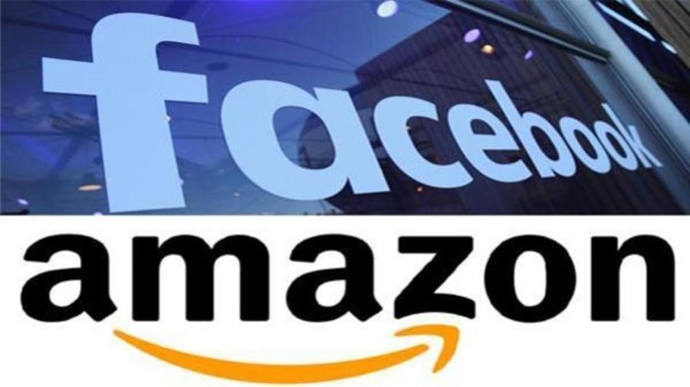 خسائر أسهم فيسبوك وأمازون تهوي بناسداك الأميركي