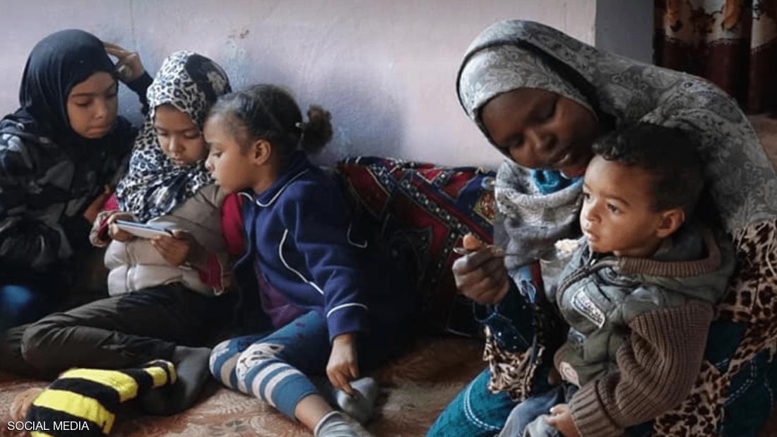 مأساة أسرة سودانية تقطعت بها السبل في سوريا