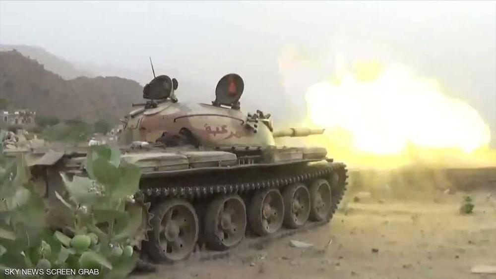 اليمن.. تحرير مواقع جديدة من قبضة الحوثيين بتعز