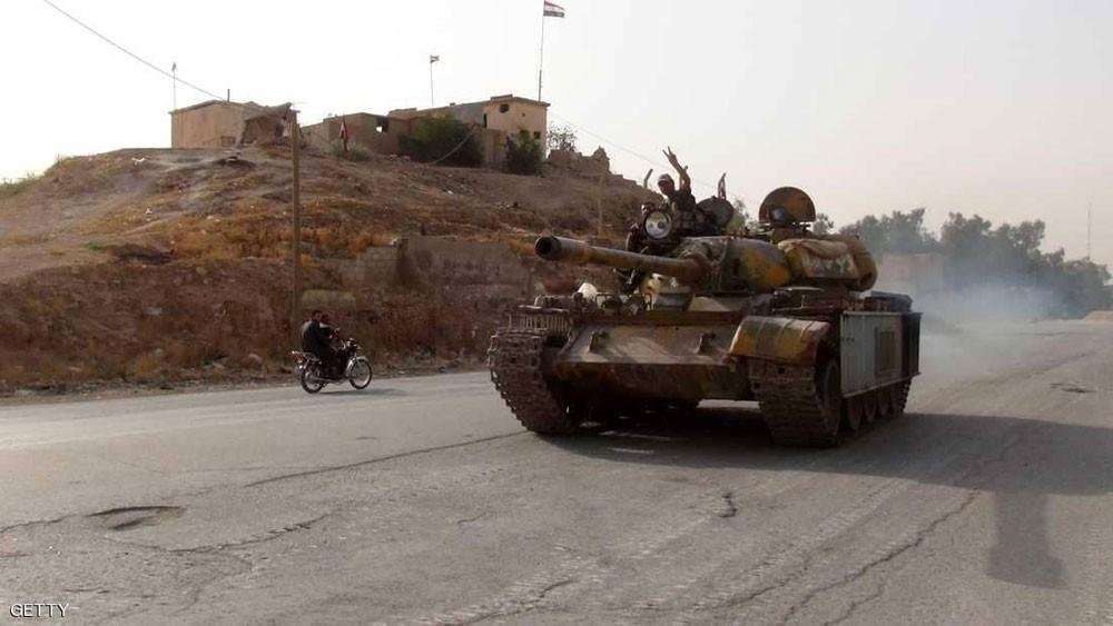 النظام السوري يصعد من عملياته العسكرية شمالي البلاد