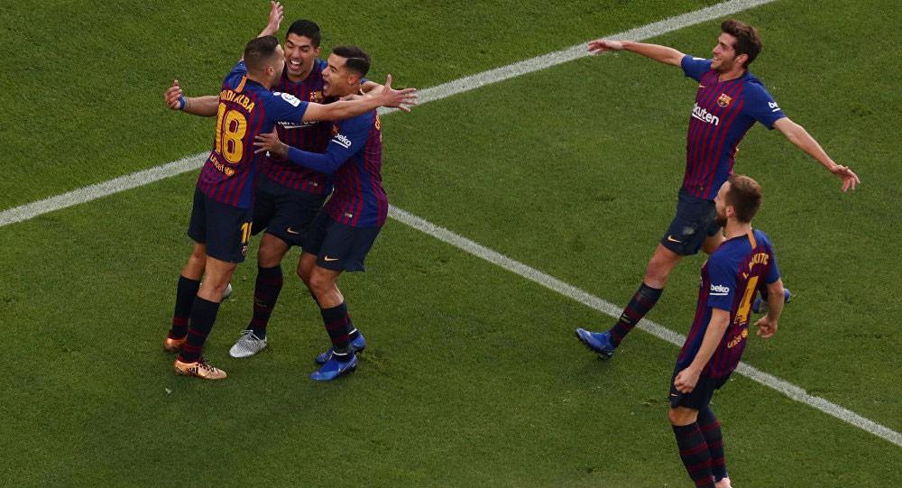 يوفنتوس يستعد لخطف لاعب برشلونة على طريقة رونالدو