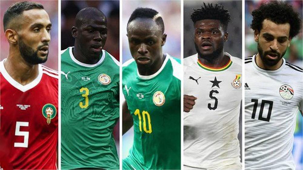 جائزة بي بي سي لأفضل لاعب إفريقي 2018: الإعلان عن القائمة النهائية للمرشحين