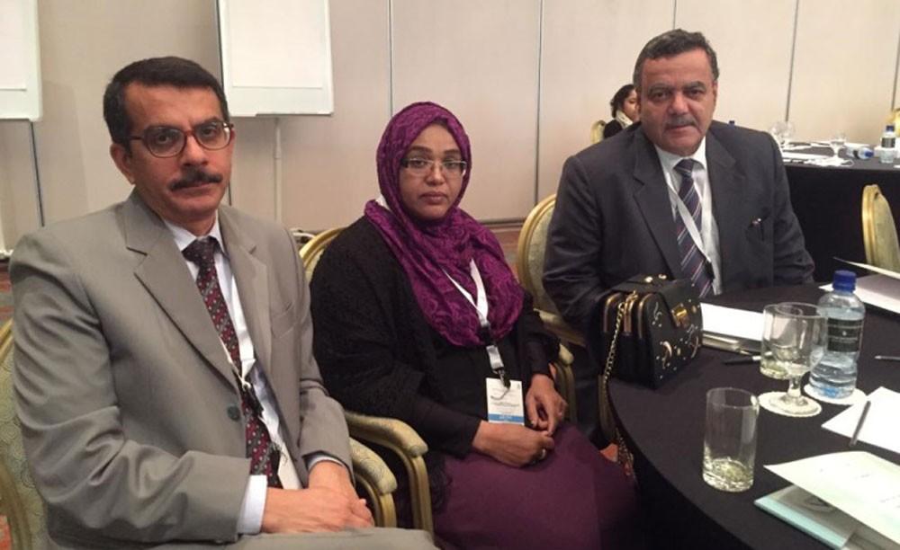 الخليج العربي تشارك في منتدى ريادة الأعمال في مجال الصحة
