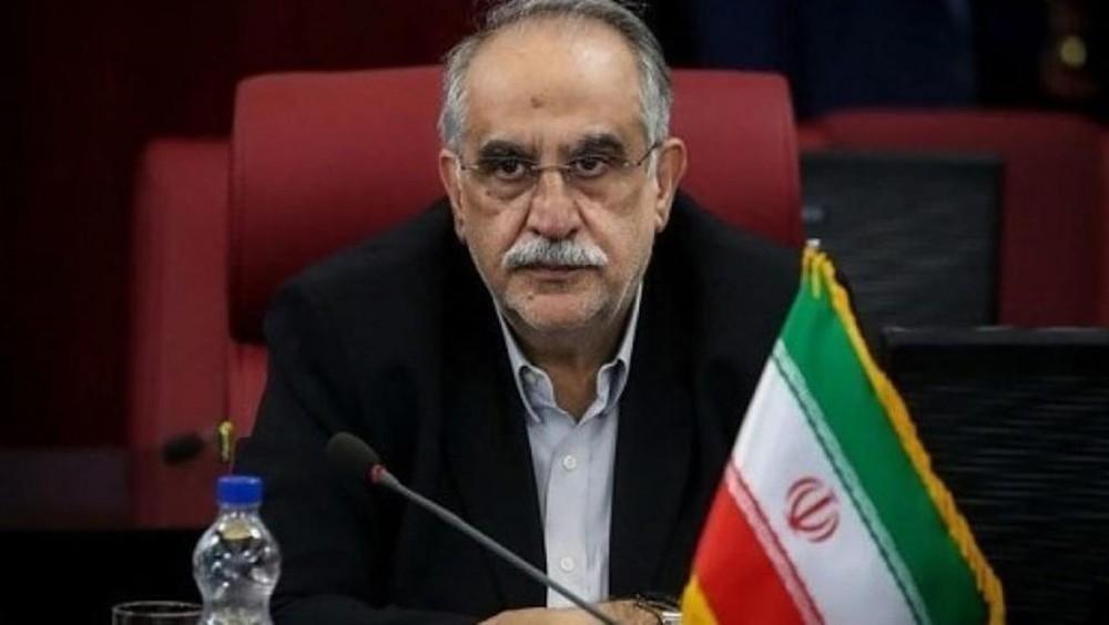 """بعد إقالته.. كرباسيان رئيسا لـ""""النفط الوطنية الإيرانية"""""""