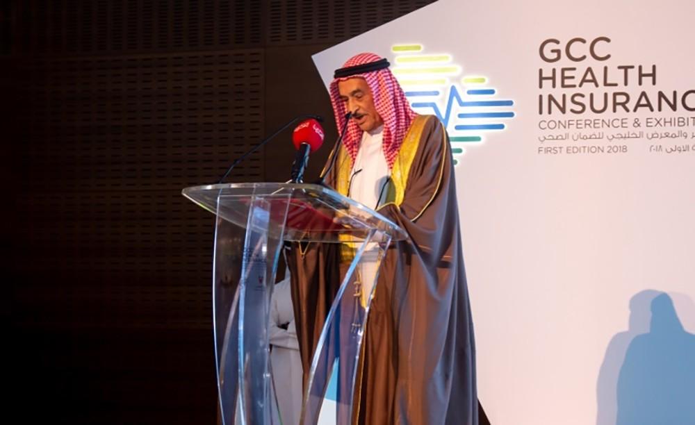 رئيس المجلس الأعلى للصحة يفتتح أعمال مؤتمر ومعرض الخليجي للضمان الصحي