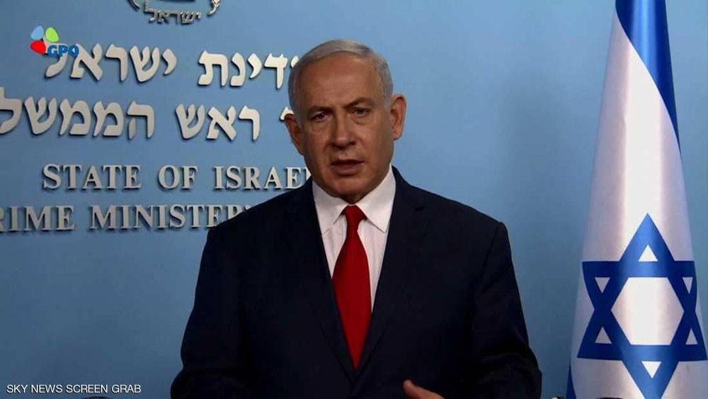 """نتانياهو : الدعوة لانتخابات مبكرة """"أمر غير مسؤول"""""""