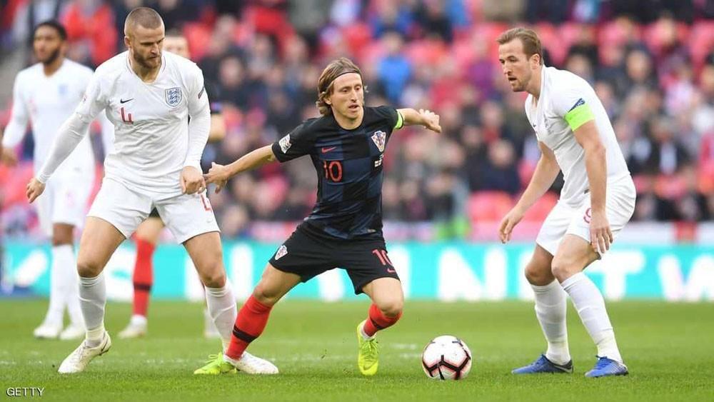 إنجلترا تطيح كرواتيا وتخطف مقعد قبل النهائي الأوروبي