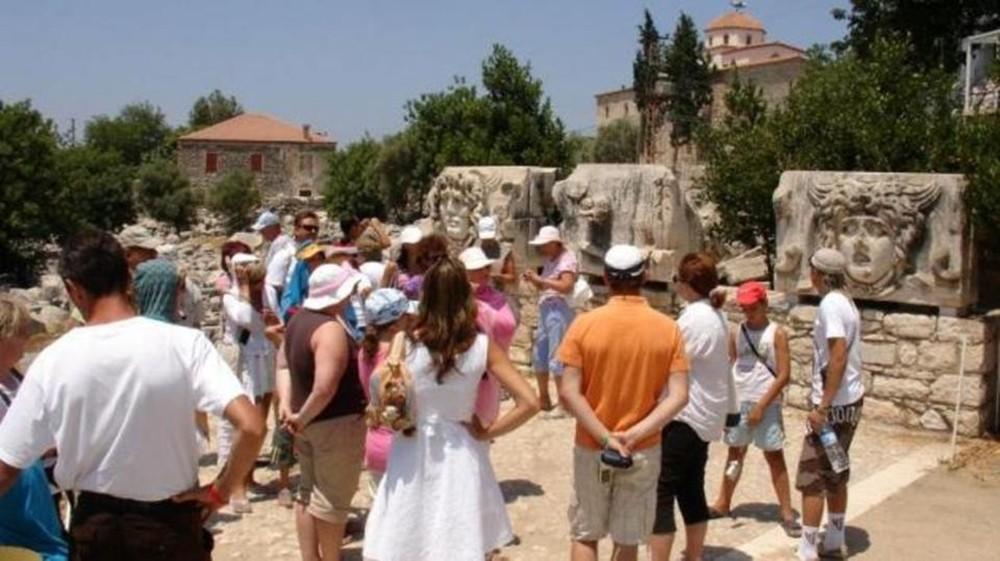 وزير تركي: عدد السياح سيتجاوز 40 مليونا في 2018