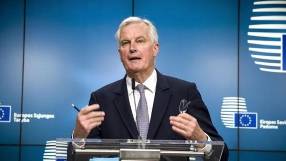 بارنييه يقترح تمديد الفترة الانتقالية للبريكست حتى 2022