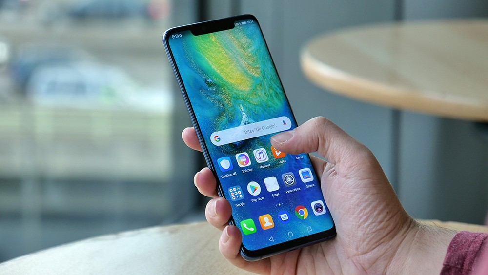 شركة Huawei تتطلع للإطاحة بشركة سامسونج من المرتبة الأولى بحلول العام 2020