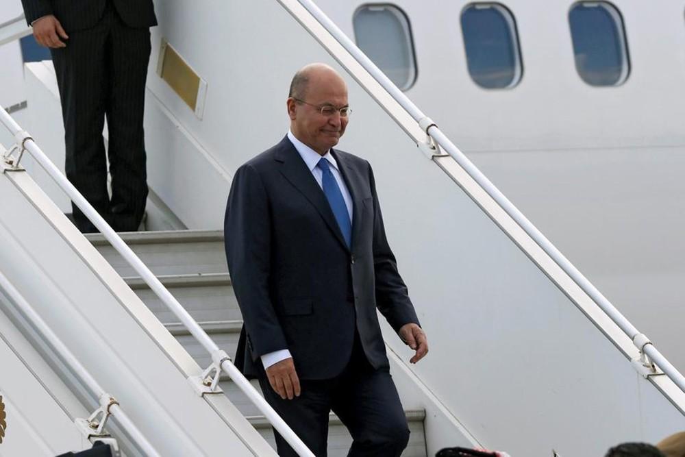 """العراق ينفي إجراء """"وساطة"""" بين السعودية وإيران"""