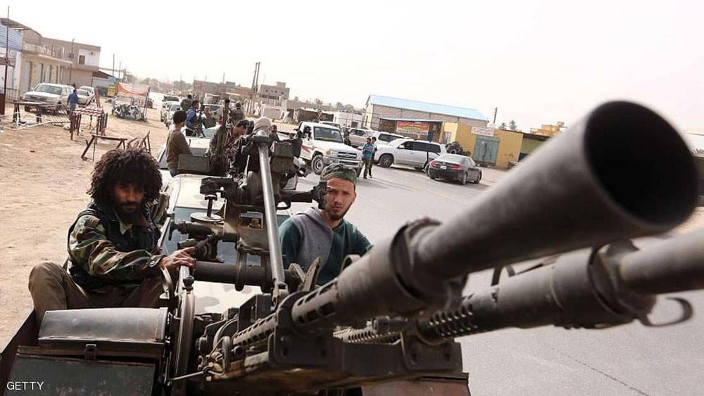 """عقوبات أميركية على مهندس """"فجر ليبيا"""""""