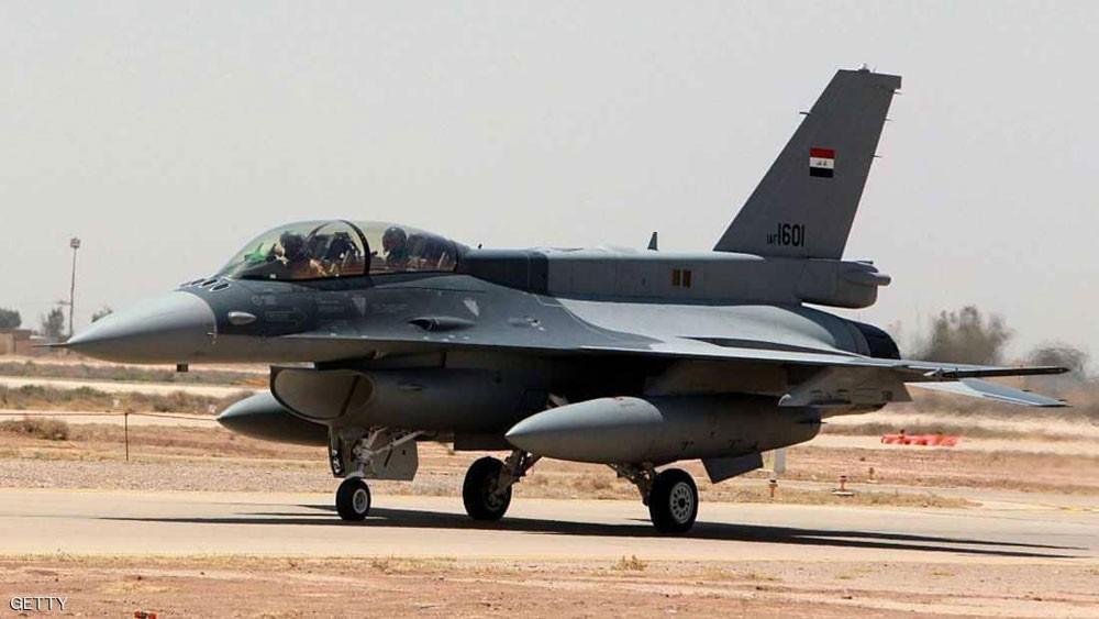 غارات عراقية على داعش داخل الأراضي السورية