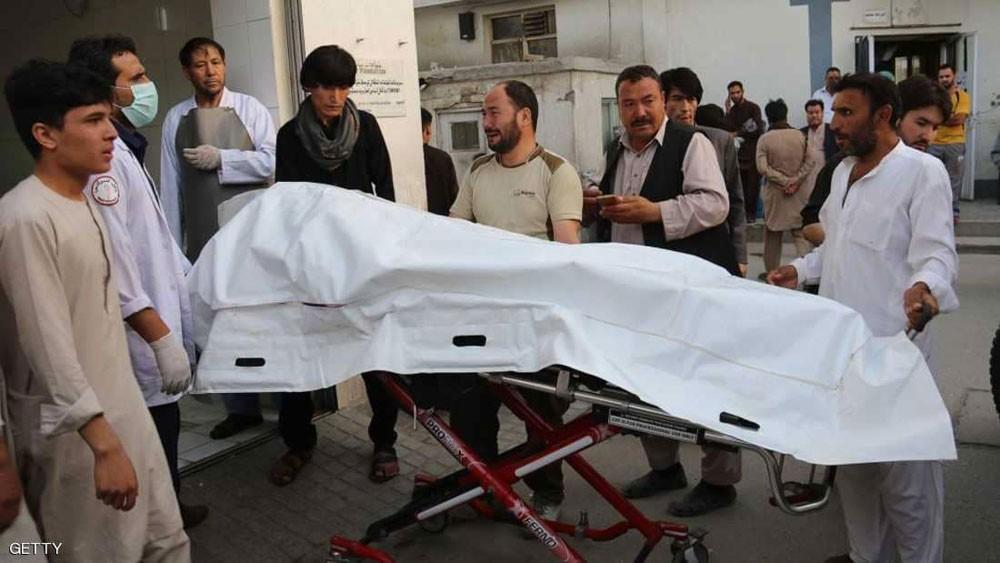 عشرات القتلى في هجوم على حفل ديني بأفغانستان
