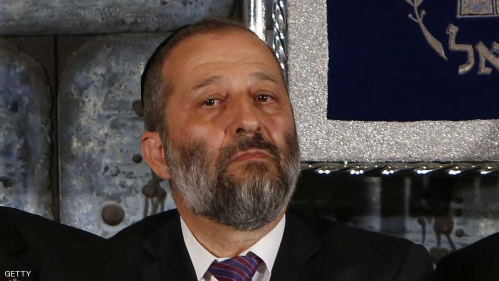 """وزير الداخلية الإسرائيلي """"متهم"""" بالفساد"""