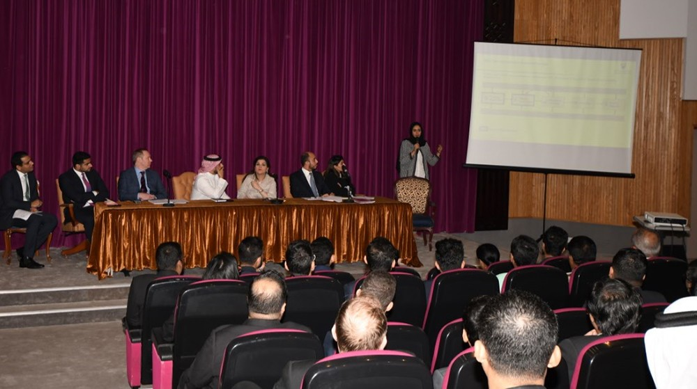 وزارة المالية تنظم ورشة عمل حول ضريبة القيمة المضافة