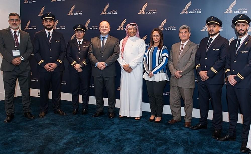 طيارون بحرينيون ينضمون الى طاقم الناقلة الوطنية ونسبة البحرنة اكثر من 65%