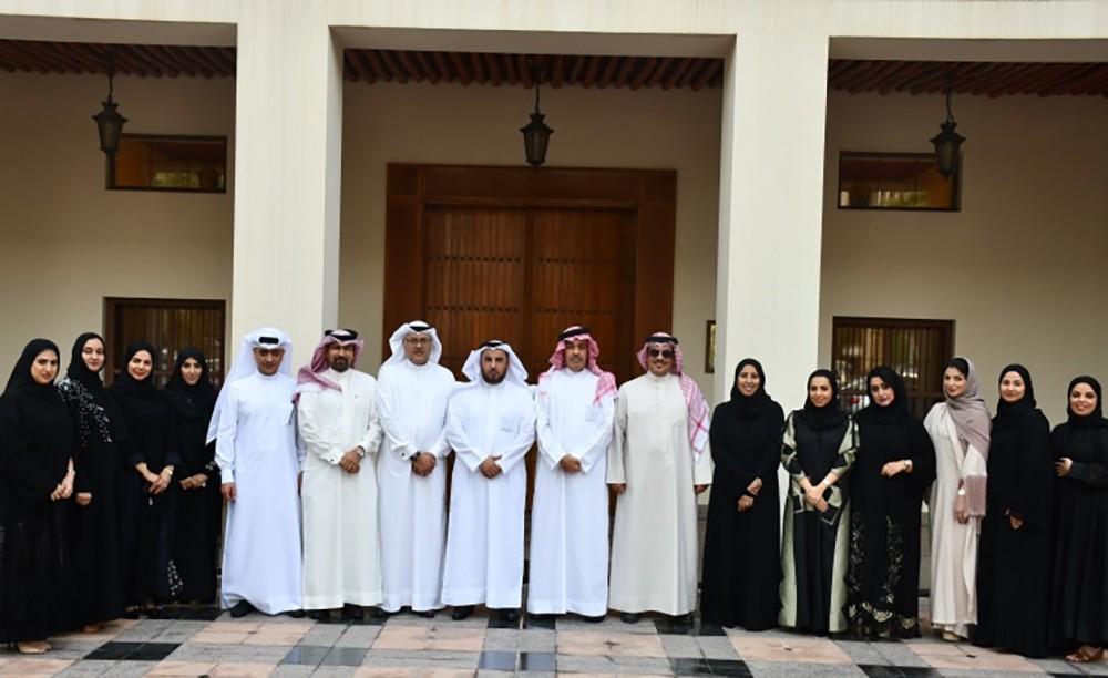 الأمانة العامة في المحكمة الدستورية تحتفل بيوم المرأة البحرينية