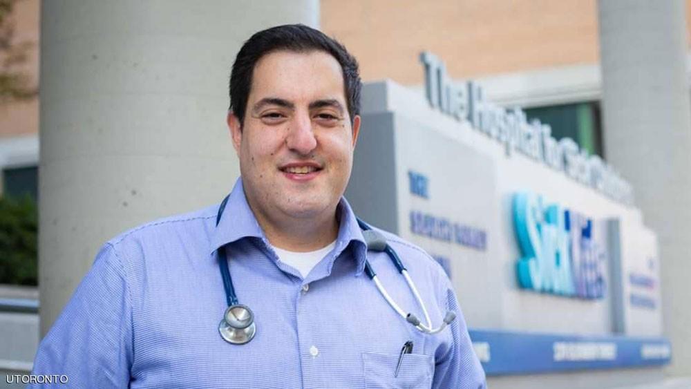 معجزة في كندا.. مصري يتعلم الطب بالمستشفى الذي أنقذ حياته