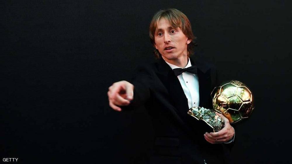 """سولاري : مودريتش نال الكرة الذهبية """"عن جدارة"""""""