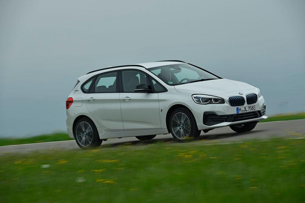 مبيعات مجموعة BMW تنمو في أكتوبر