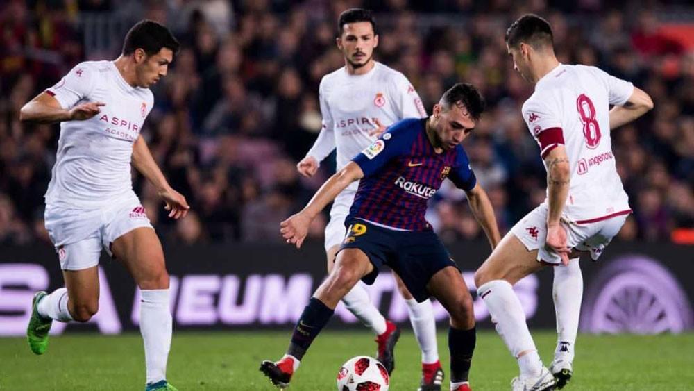 كأس إسبانيا.. برشلونة وأتلتيكو مدريد إلى دور الـ 16