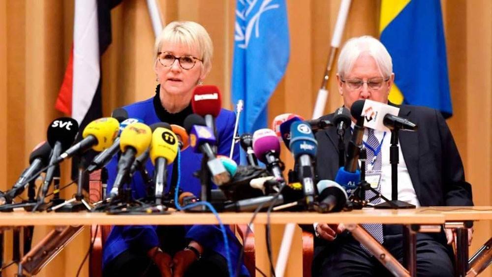 انطلاق مباحثات اليمن.. وغريفيث يعلن التوصل لاتفاق تبادل أسرى