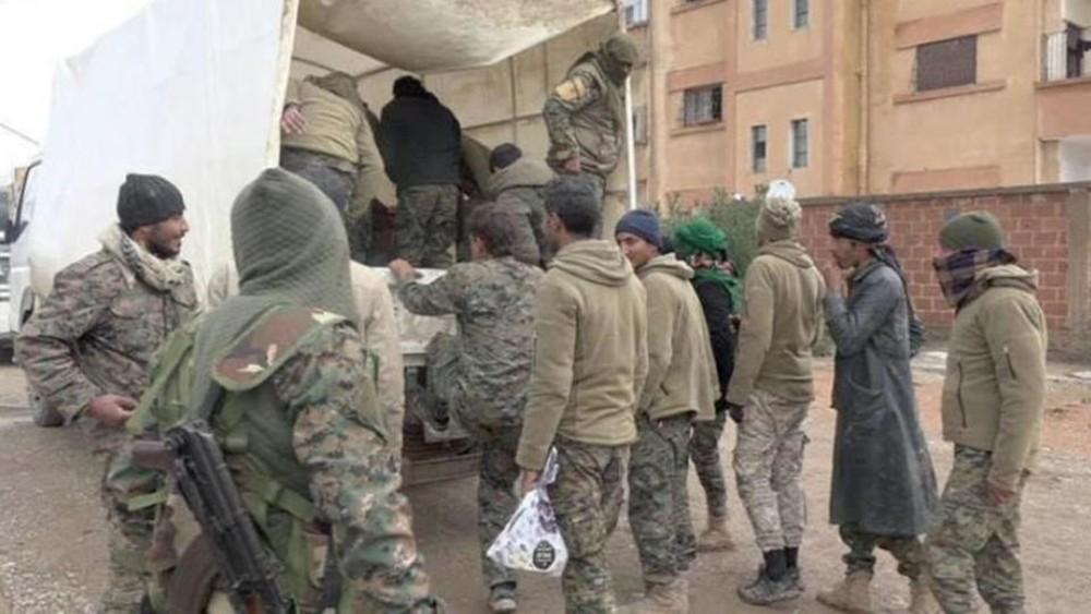 """""""سوريا الديمقراطية"""" تخوض معارك ضارية مع داعش"""